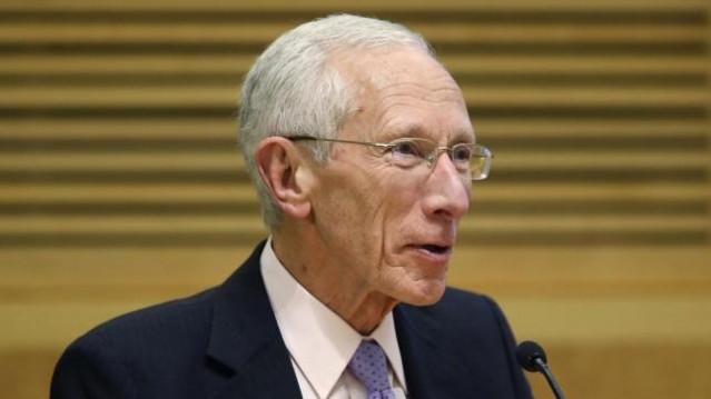 聯儲局副主席費希爾指今年有機會加息兩次。