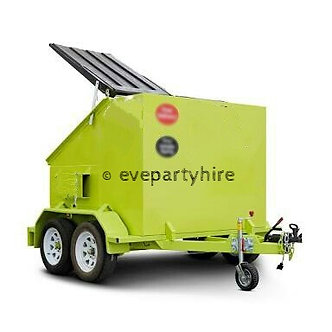 Skip Bin Hire 4 Cubic for Events and Functions