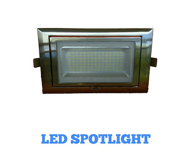 LED Spot Light Cool White 38w Hire