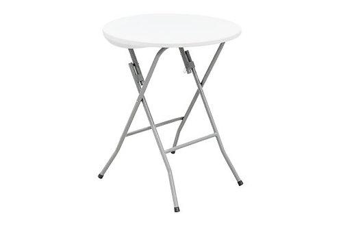 Cafe Round Table 60cm Diameter 74cm Height