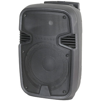 1000 Watt PA Sound Speaker System with Aux and Bluetooth