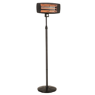 Electric Heater Outdoor with Stand 2000w