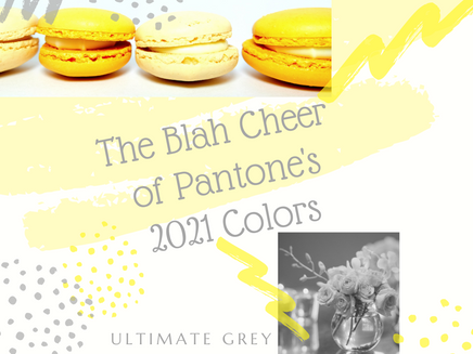 The Blah Cheer of Pantone's 2021 Colors