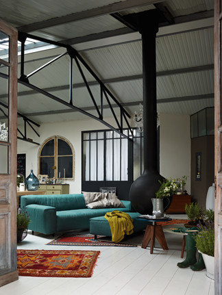 Rooms For Living In ( say no to cushion overkill )