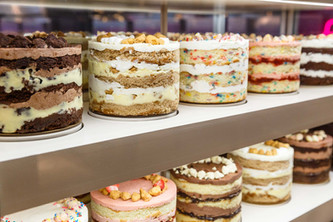 As in design.. Cake analogies for life 💛 via Christina Tosi, of Milk Bar NY