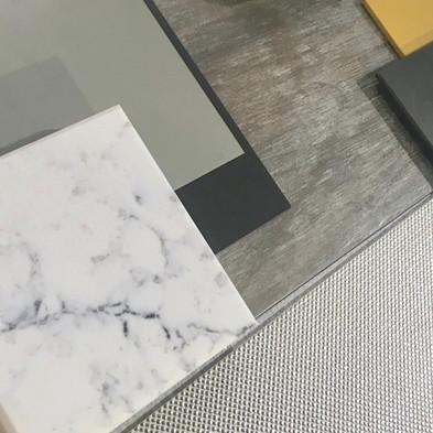 Hue Interior Spaces Urban Apartment Kitchen