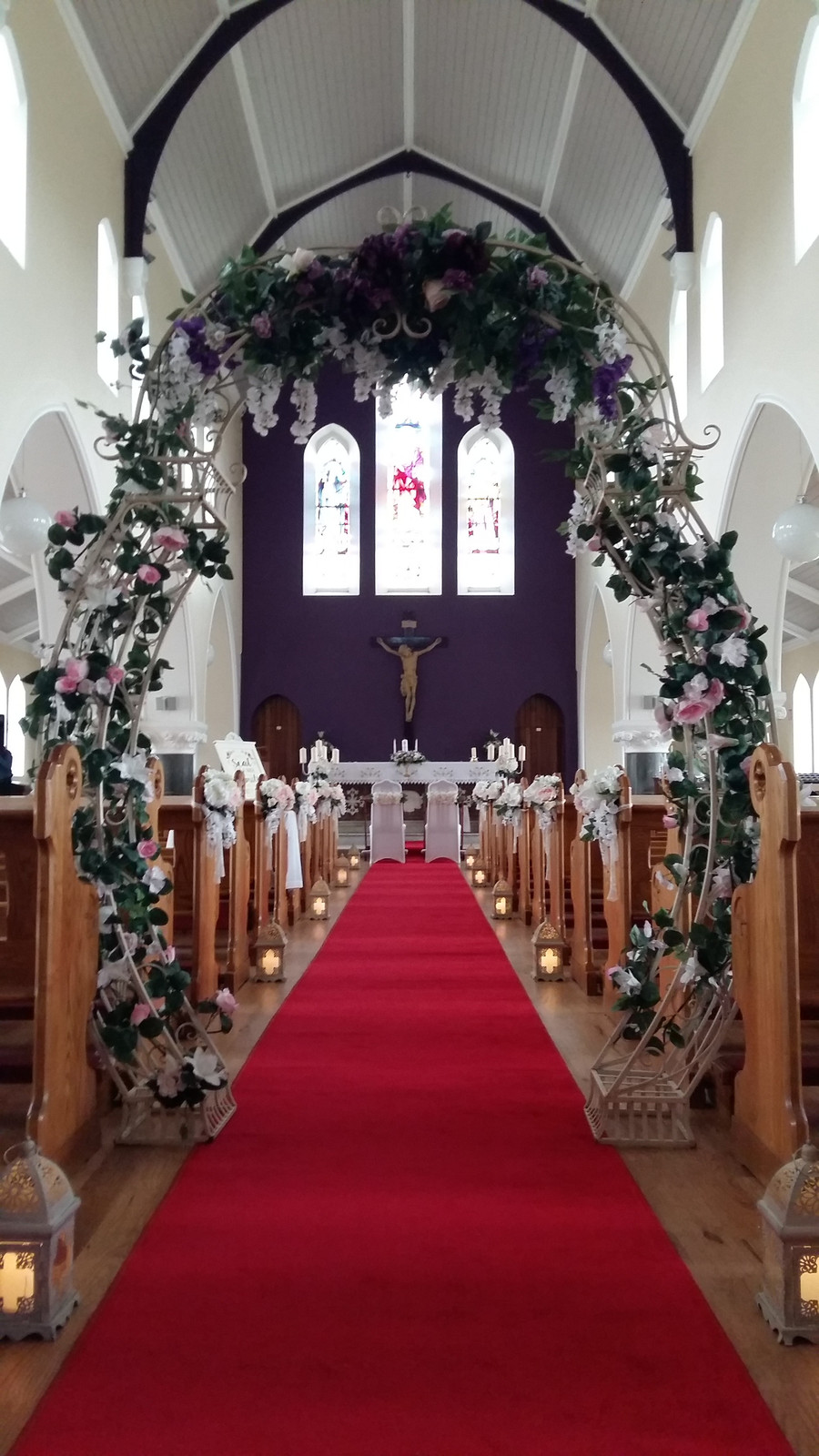 Affordable wedding wedding decor packages for hire dublin ireland home junglespirit Images