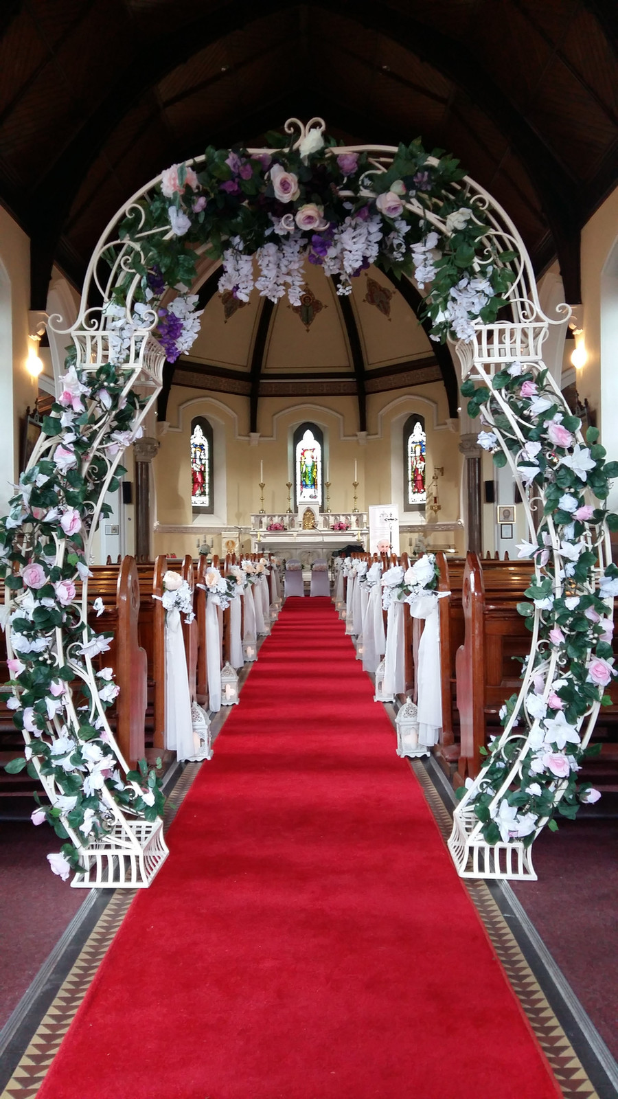 Affordable wedding wedding decor packages for hire dublin ireland table sitting plan junglespirit Images