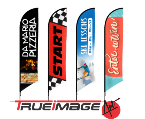 Feather Flags 16' Sublimation