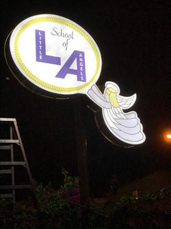 Angel Light sign