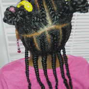 Kid's Hairstyle