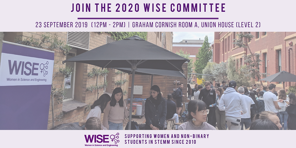 2019 WISE Annual General Meeting (AGM)