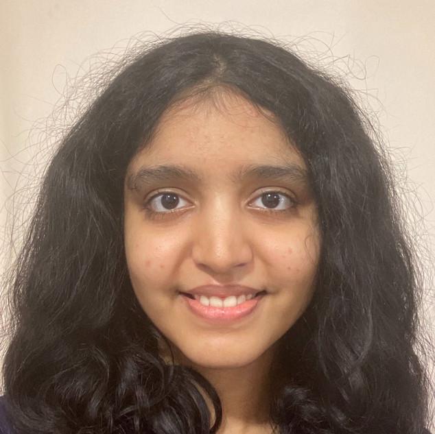 Aishwarya Hirve, Promotions Officer