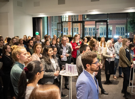 WISE Networking Night 2019 Experience