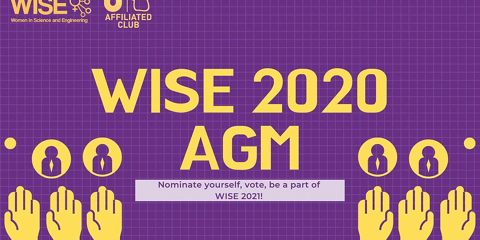 WISE 2020 Annual General Meeting