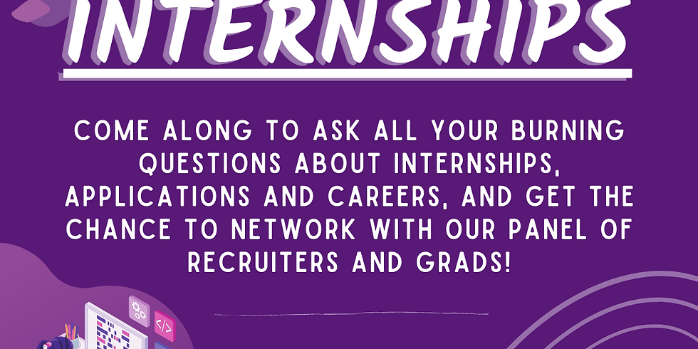All about Internships!