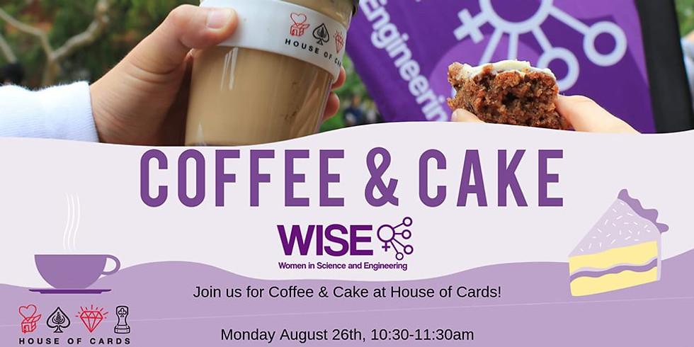 Week 5 Free Coffee & Cake!