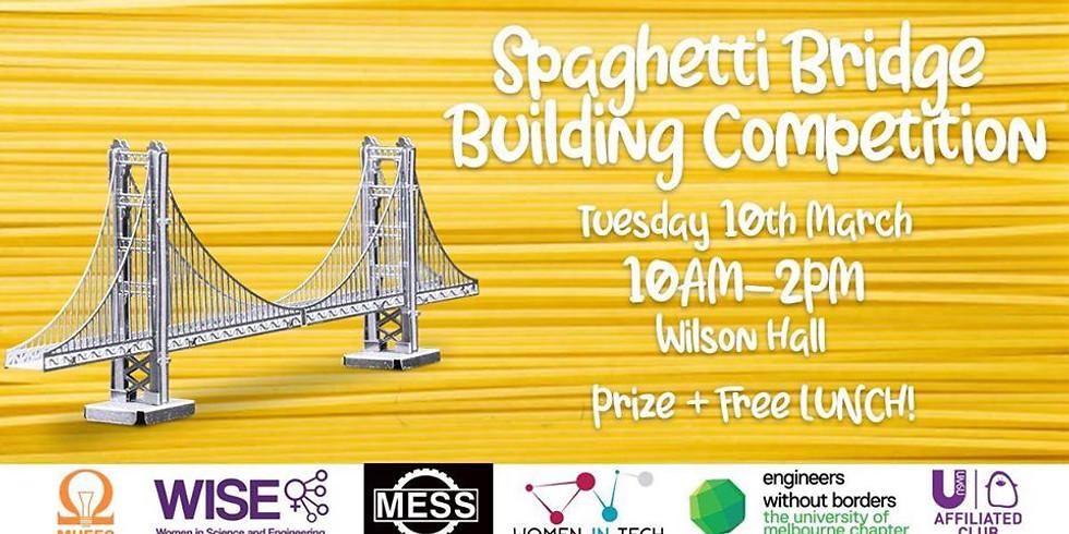 Spaghetti Bridge Building Competition