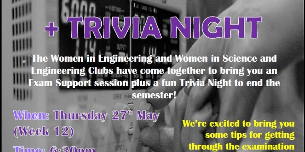 Exam Tips & Trivia Night