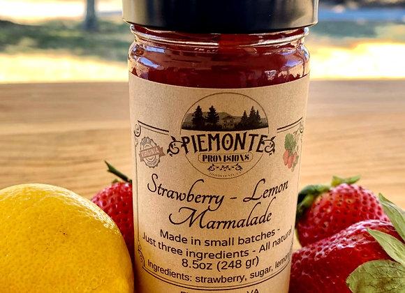 Strawberry & Lemon Marmalade 6oz
