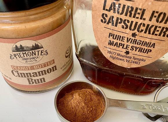 Cinnamon Bun Peanut Butter