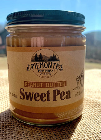 Sweet Pea Peanut Butter 9oz