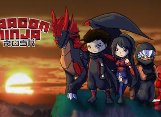 Dragon Ninja Rush released by FunTag Games