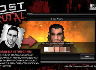 Post Brutal to make you The hero of Zombie Apocalypse by using your face
