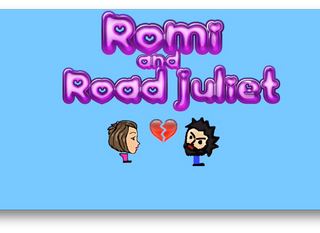 'Romi and Road Juliet' out in the stores now