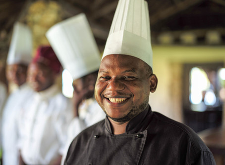 Executive Chef Crater Lodge