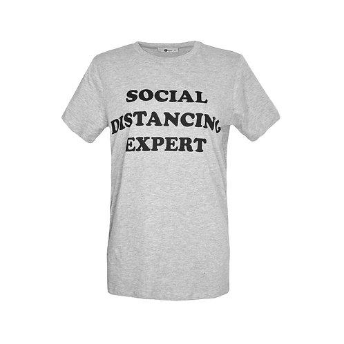 Tshirt social distancing expert