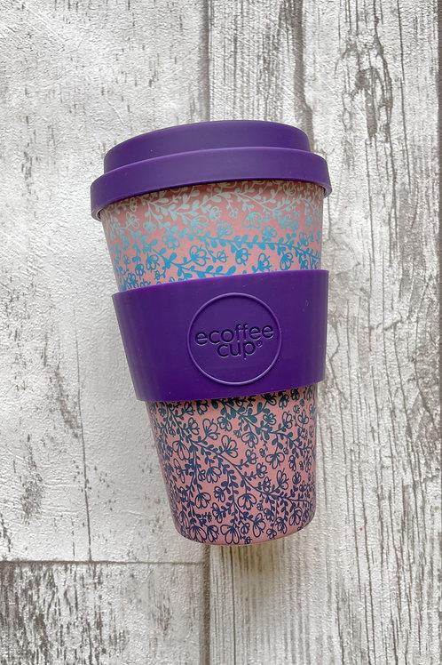 Ecoffee cup 400мл Мискосо Секундо экостакан из бабмука