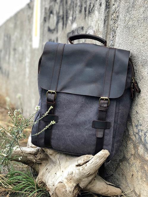 Рюкзак N3 серый