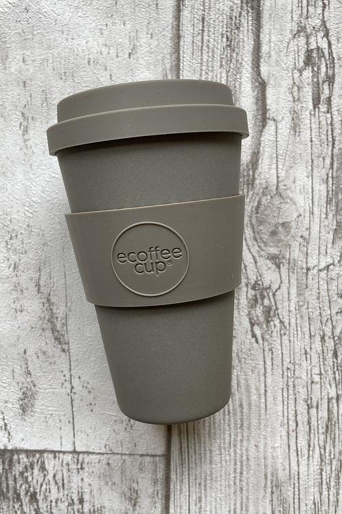 Ecoffee cup 400мл Серый