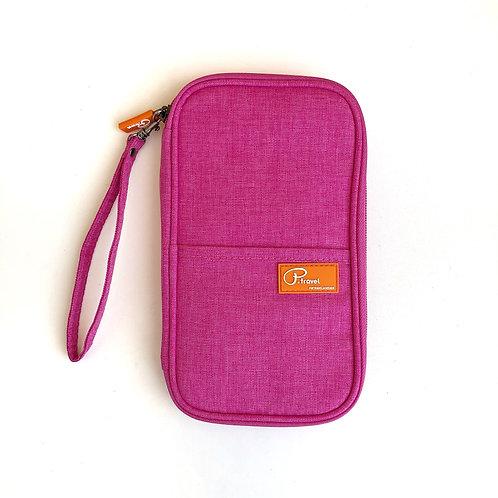 Холдер P.travel розовый