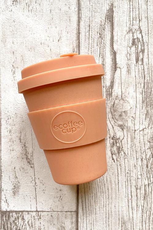 Ecoffee cup 350мл Счастливый час в каталине бамбуковый экостакан