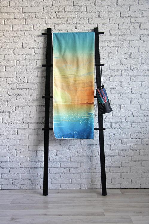 компактное полотенце
