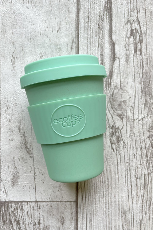 Ecoffee cup 350мл Мята бамбуковый экостакан