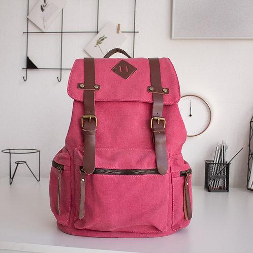 Рюкзак N1 розовый