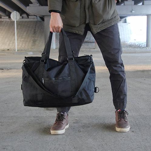 сумка спортивная городская сумка для ноутбука сумка для ручной клади черная