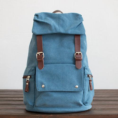 крафтовый рюкзак