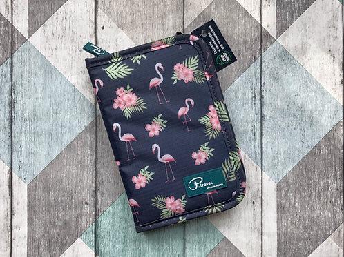 Холдер для документов P.travel mini фламинго