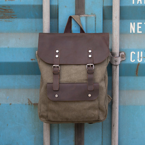 Рюкзак N6 хаки