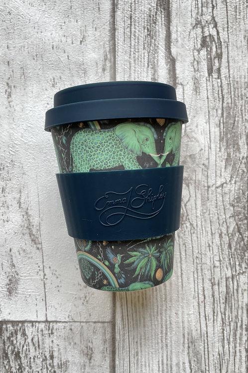 Ecoffee cup 350мл Замбези экостакан из бамбука