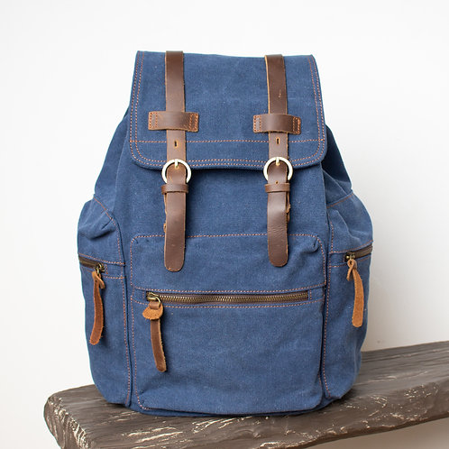 Рюкзак N7 синий