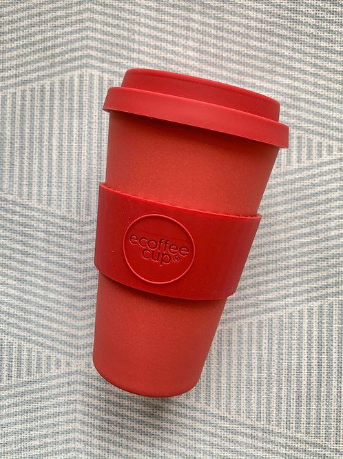 Ecoffee cup 400мл красный рассвет