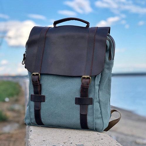 Рюкзак N3 бирюзовый
