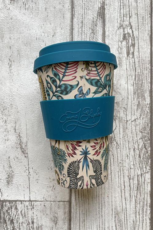 Ecoffee cup 400мл Крюгер экостакан из бамбука