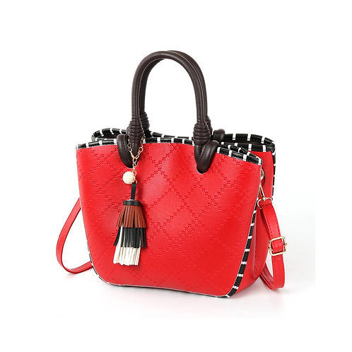 BEAUTIFUL DESIGN RED BAG