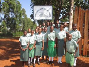 Update from Debra Merrill, Christ Church on Hope Educational Centre